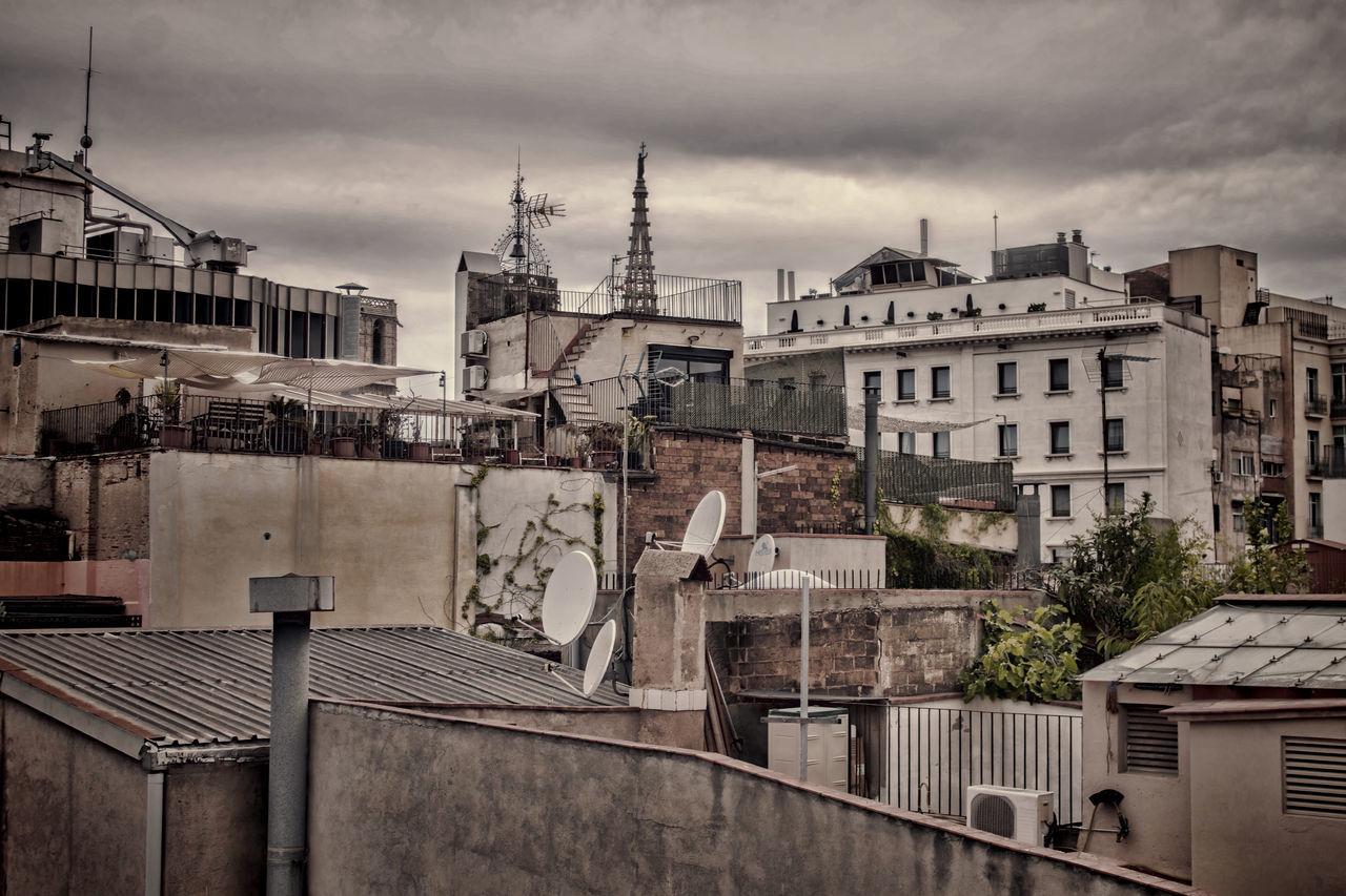 Architecture City City Life Cityscape Residential District Barri El Born Barcelona