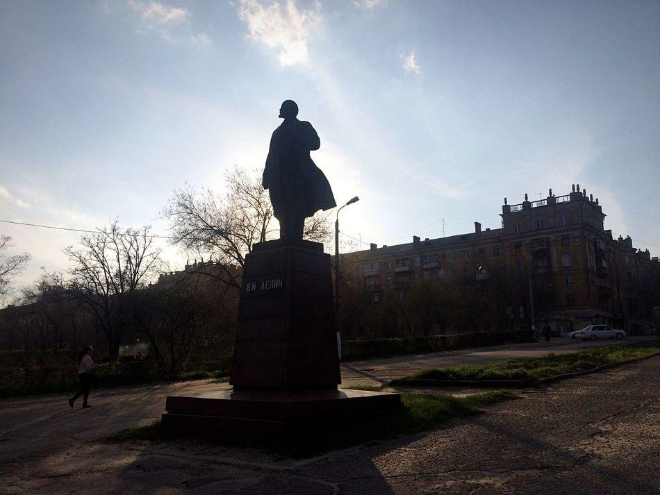 Traveling Lenin Kommunism Ussr Beautiful Amazing EyeEm Best Shots EyeEm Nature Lover Monument Monuments Arhitecture Volgograd Russia