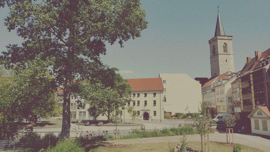 Bisschen Anhängen Erfurt Erfurtstagram_2015_hell Erfurtstagram First Eyeem Photo