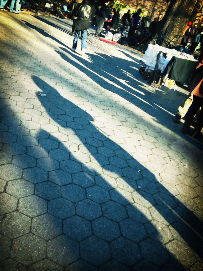 Occupy Your Shadow