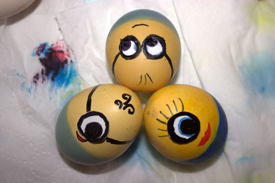 Minions Easter Bunny Easter Eggs Eggs Eier Frohe Ostern! Kindheit Minions Ostern 2017 Art Is Everywhere