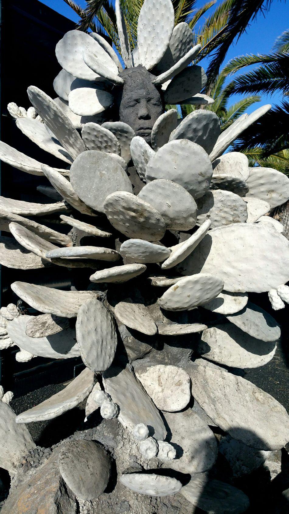 Expressive Sculpture Sculpture Garden Sculpture  Lanzarote Canary Islands Arrecife