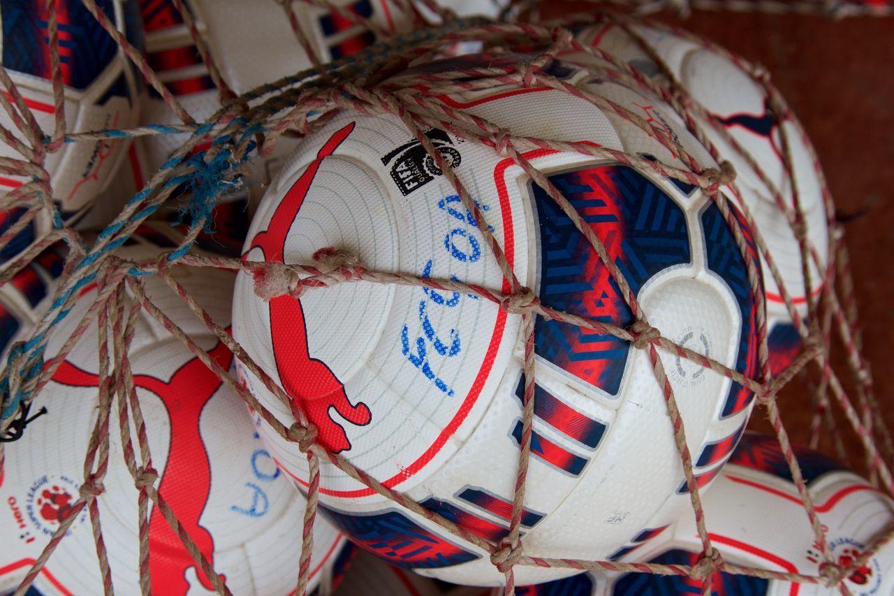 Ball FCGOA India Isl Puma Soccer⚽ Traning Zico