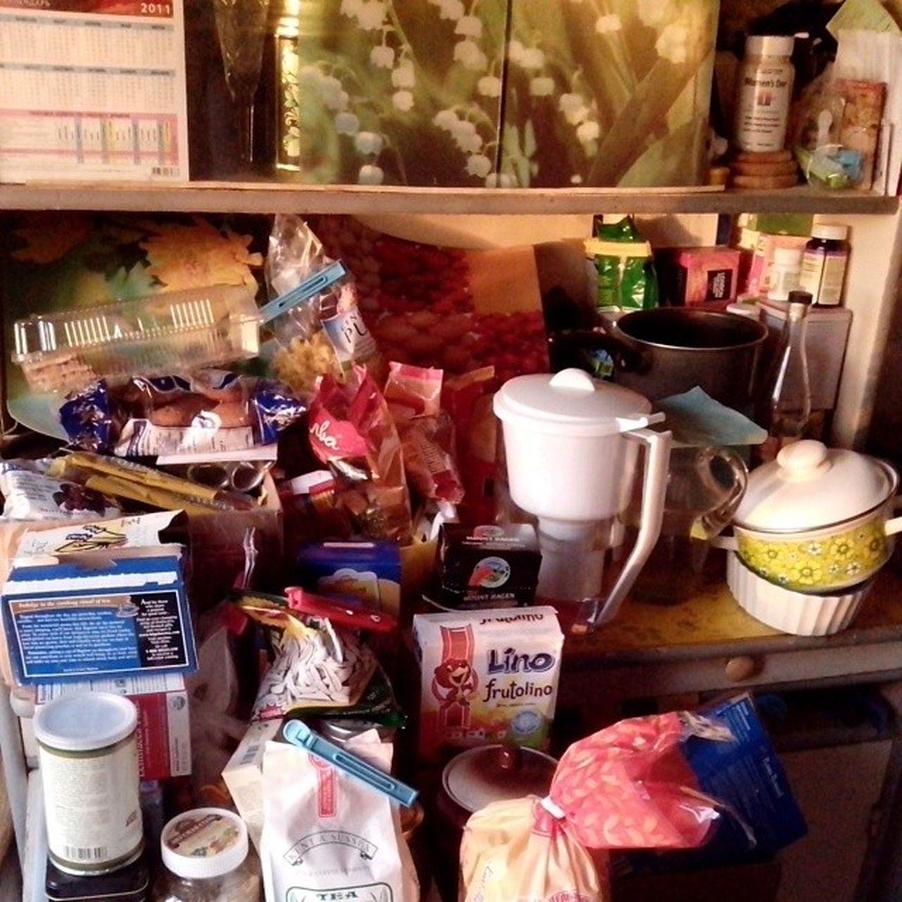 #хаос #бардак #кухня #2013 #kitchen Kitchen кухня 2013 хаос бардак