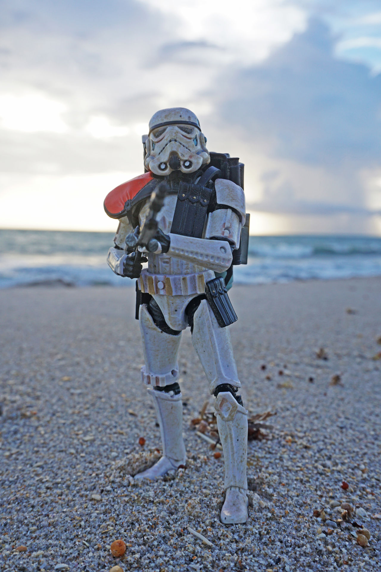 Hasbro Starwarstheblackseries Starwarsblackseries Toyphotography Toy Photography Stormtrooper Star Wars The Black Series Star Wars Sandtrooper