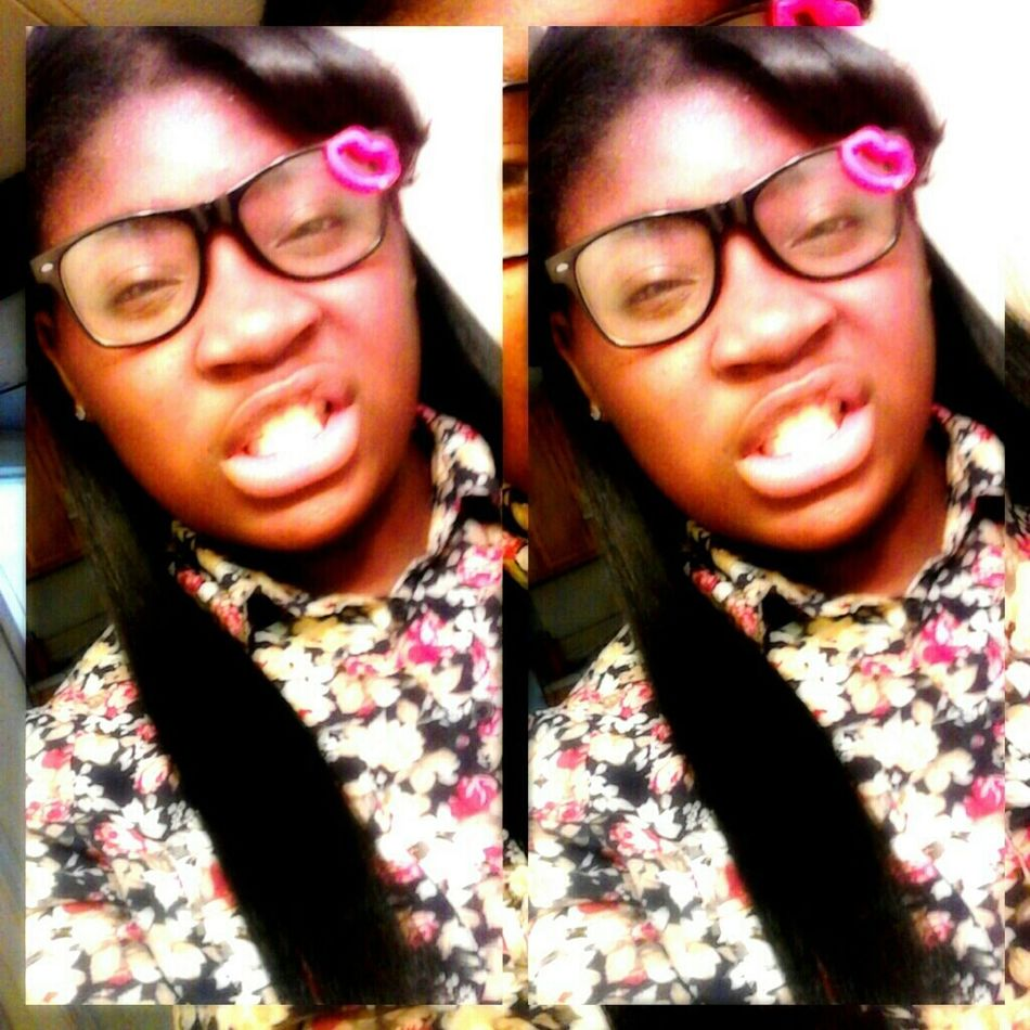 Today Pic Means: Neva let your haters tear u dwn :)