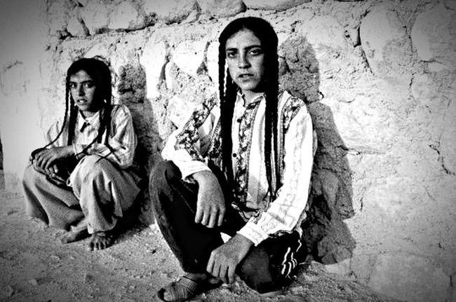 The Human Condition The Week On EyeEm Yezidi Girls Girl Blackandwhite Nature_collection