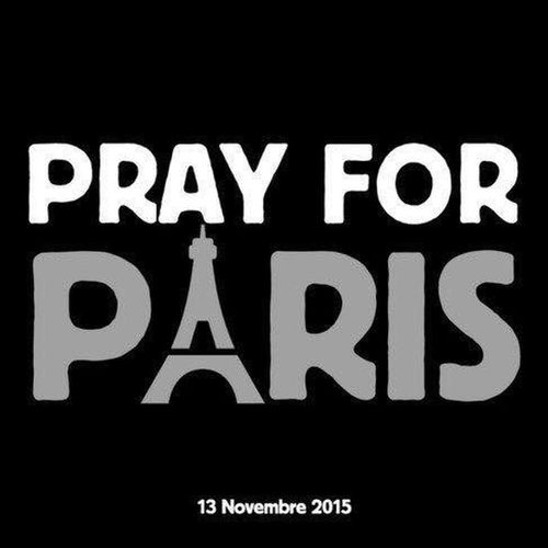 We Are Living in a Crazy World 😞😞 let us Pray for the People in Paris 🙏🙏🙏 #PrayForParis Pray for Paris We Are One HUMANITY Hopeful JesuisParis Freedom GodBless The People in France