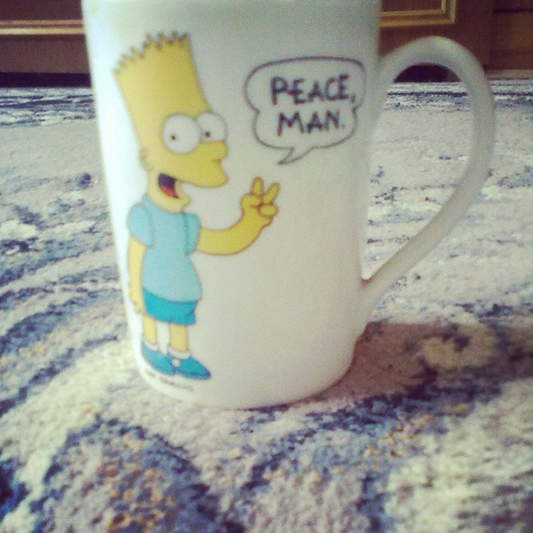 Peace Simpson BART Cup