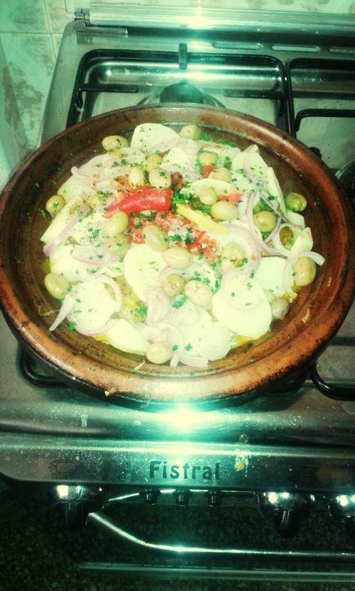 Tajine Moroccan Food Un Tajine Marocain 100% ♥♥ Traditional Food