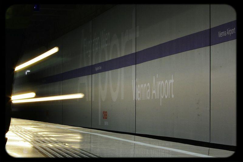 Public Transportation The Purist (no Edit, No Filter) Long Exposure