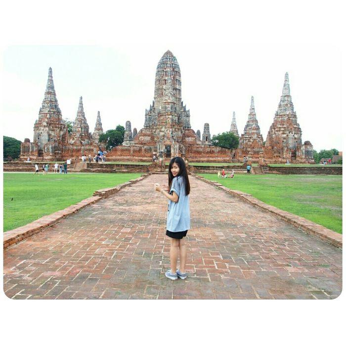Gren EyeEm Sky Photo Bright Happy Time Thailand First Eyeem Photo Smile Photoshoot Seeing