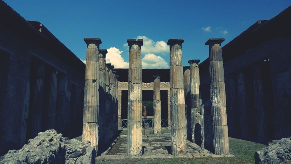 Beautiful stock photos of pompeii, Ancient, Ancient Civilization, Ancient History, Architectural Column
