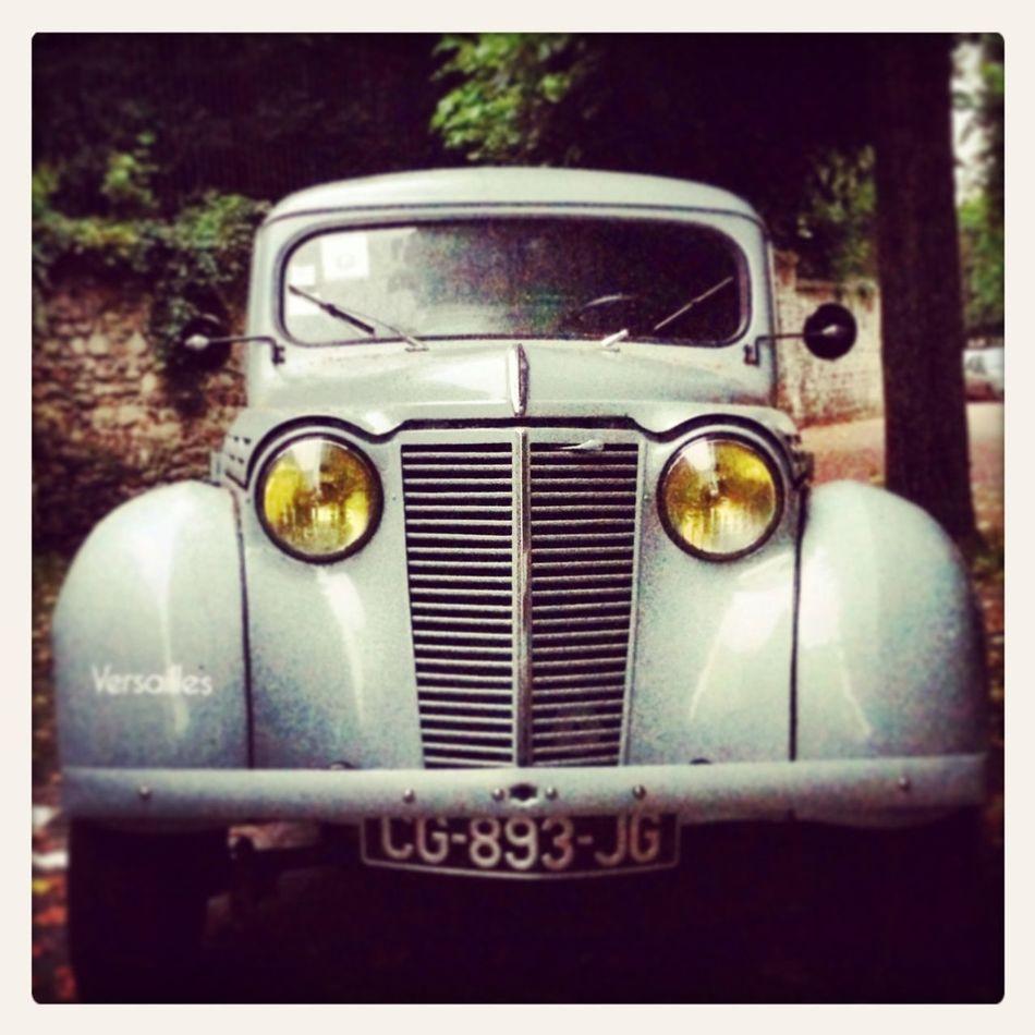 Vintage Cars Classic Car Paris History