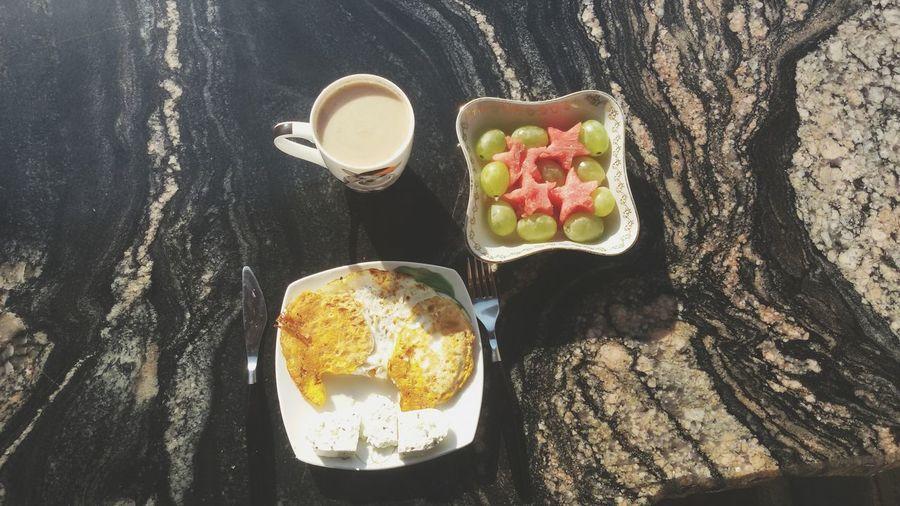Fancy breakfast. 😊 First Eyeem Photo