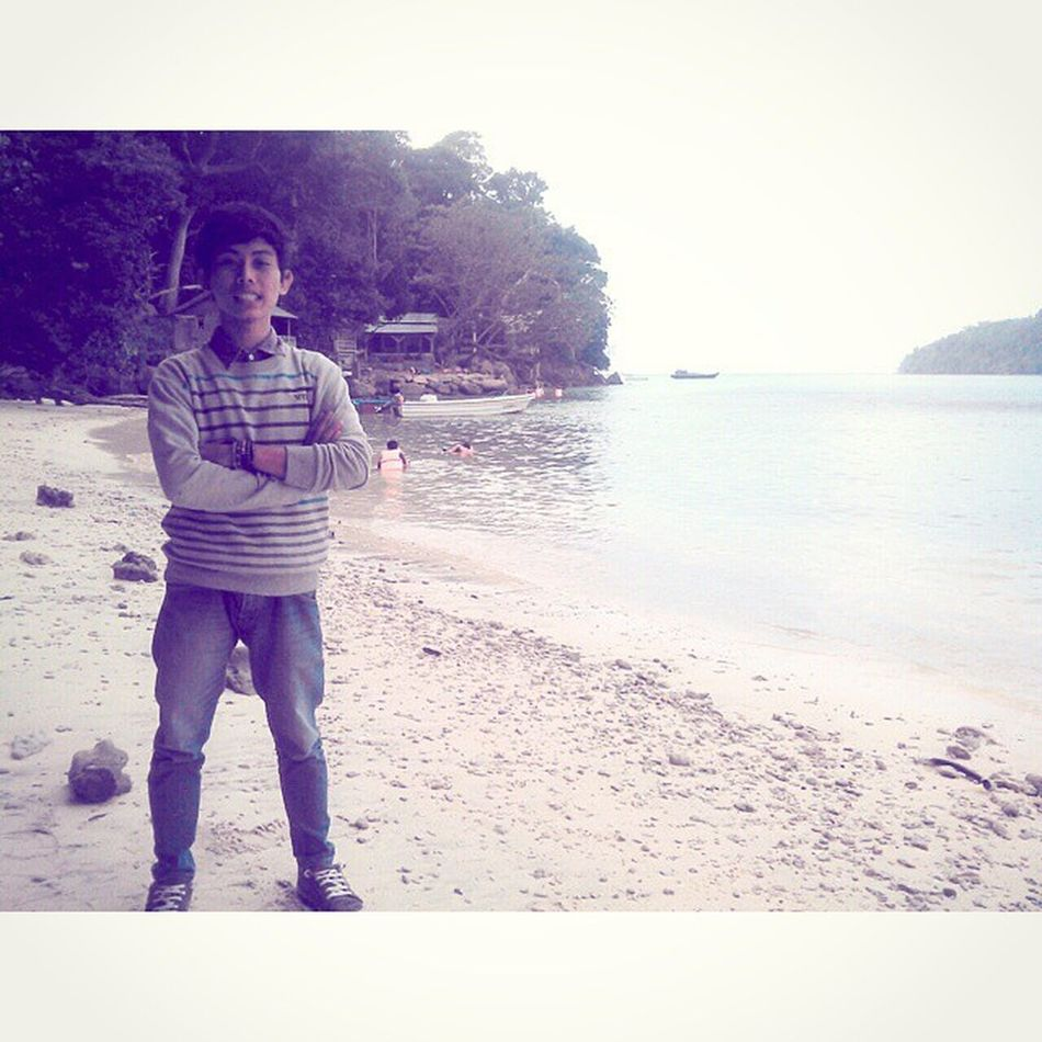 Iboh beach