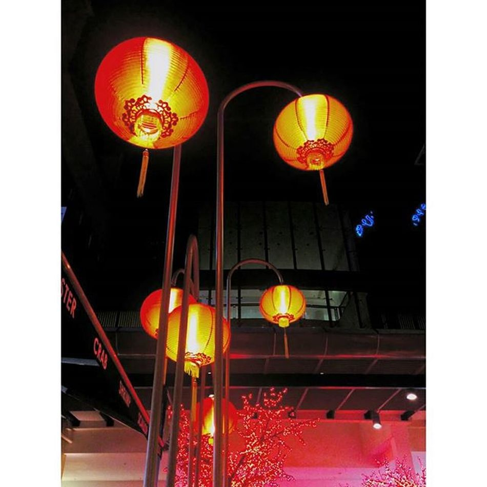 CNY is Coming Thecurve Thecurvedamansara Outdoors Lights Chinesenewyear