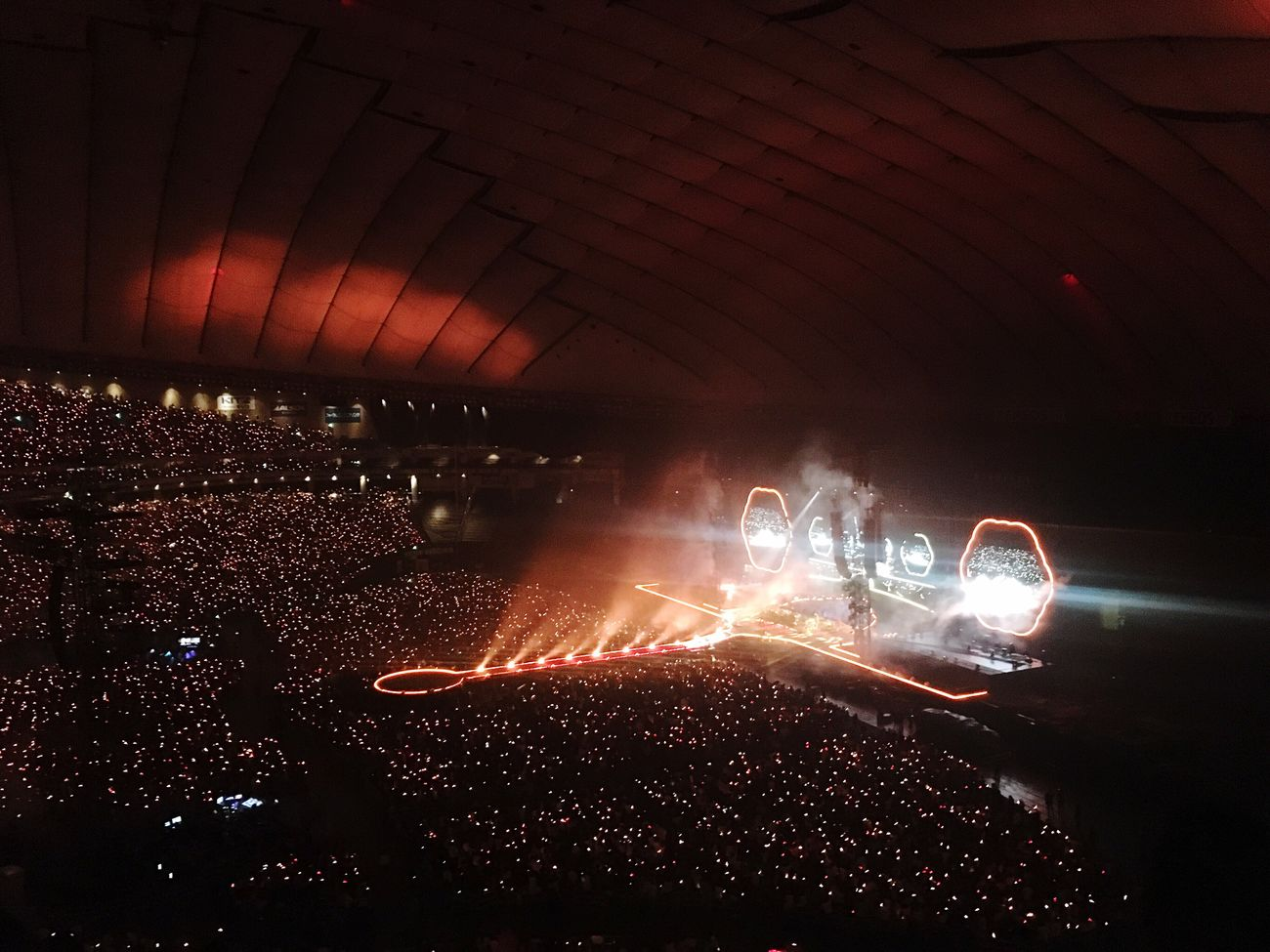 Concert Coldplay Coldplay Concert  Music AHFODtour Live Tokyo
