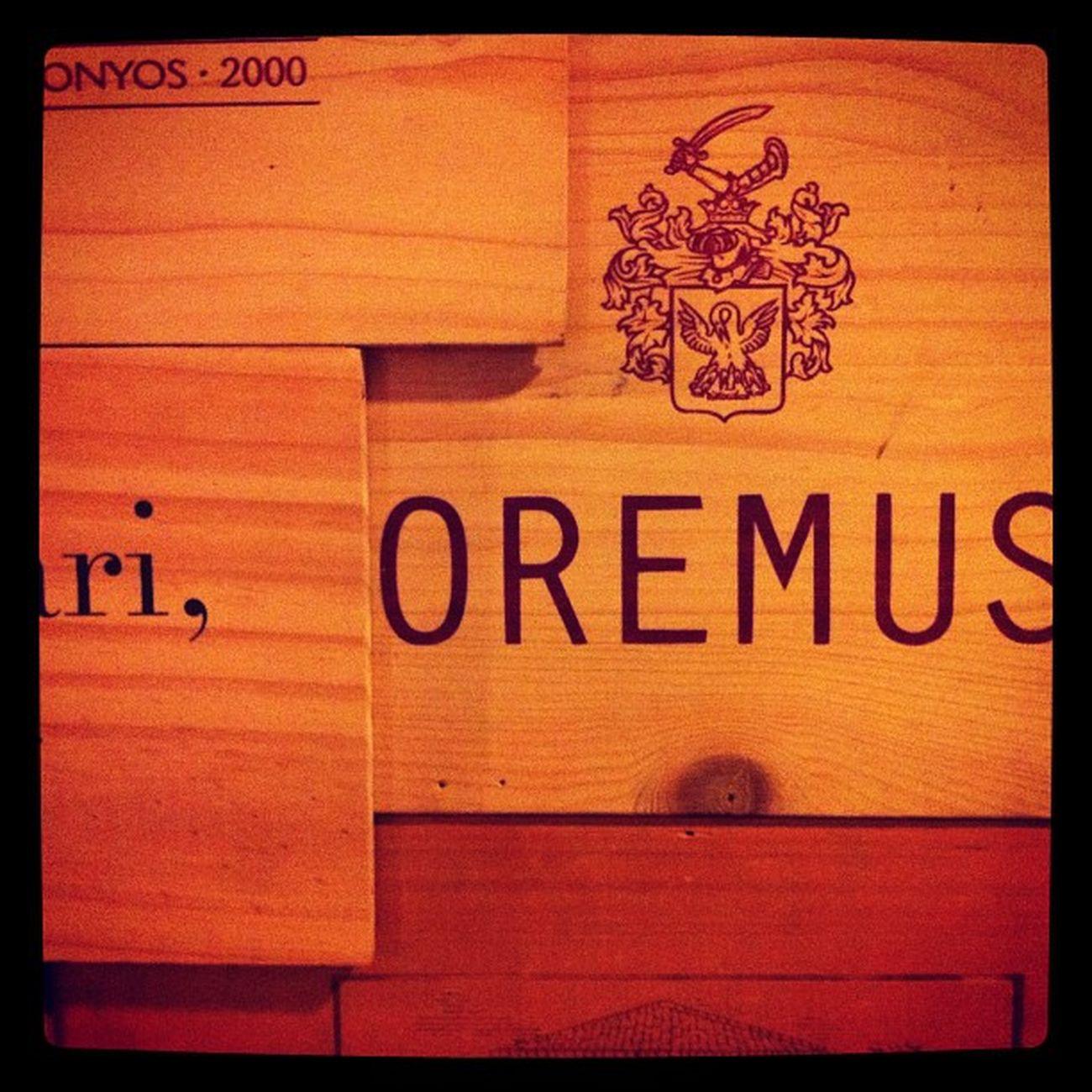 Hem trobat l'#oremus Oremus