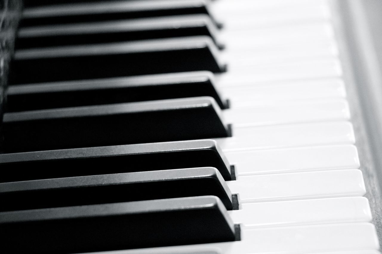 Beautiful stock photos of piano, Arts Culture And Entertainment, Black Color, Close-Up, Grand Piano