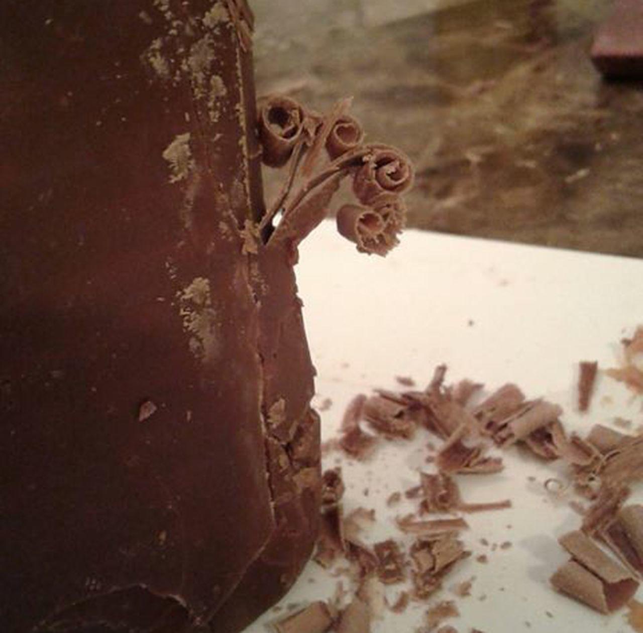 Uuummm..... Chocolate
