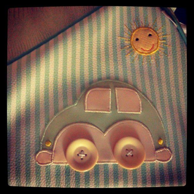 Grupoimpar Bolsadebebê Babybag Carrinho littlecar littlesun solzinho decoration decoração art arte botão sambapix