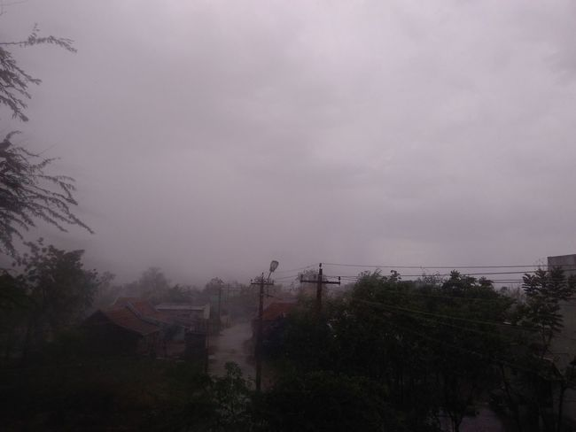 Rainy Days Rain EyeEm Best Shots EyeEm Nature Lover Day Time Beauty In Nature Nature Cloud - Sky Day Dramatic Sky Village Architecture Beauty In Everything