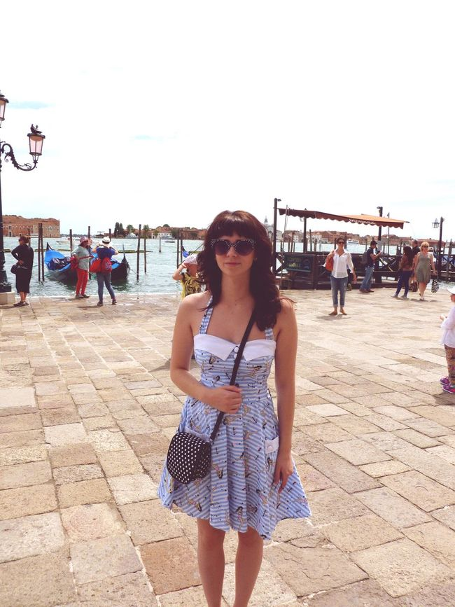 Italy 2014 📍✈️🌳📸🇮🇹 Photography Fashion Venice Italy Holiday Hellbunny Pinup Pinupstyle Travel Sun Rialtobridge Culture Explore
