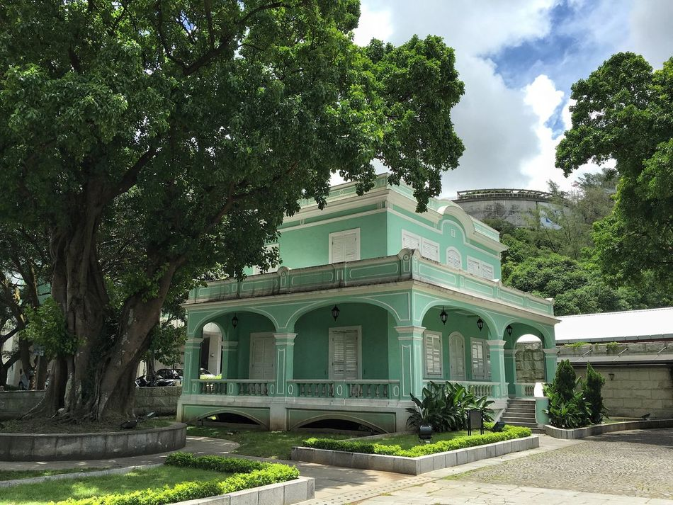 Historical Historical Building Historic Historical Place Historical Buildings Heritage Heritage Building Architecture Architecture_collection Architecturelovers Taipa House-museum Macau