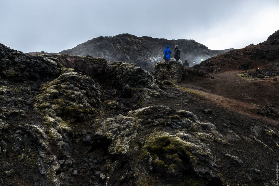 Beautiful stock photos of volcano, Beauty In Nature, Day, Idyllic, Incidental People