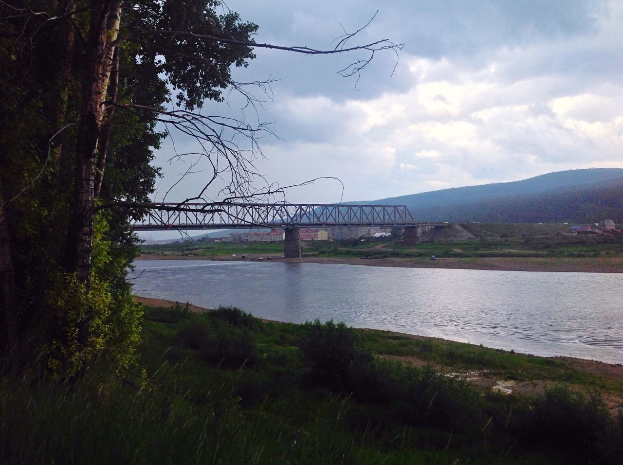 River Sky Nature