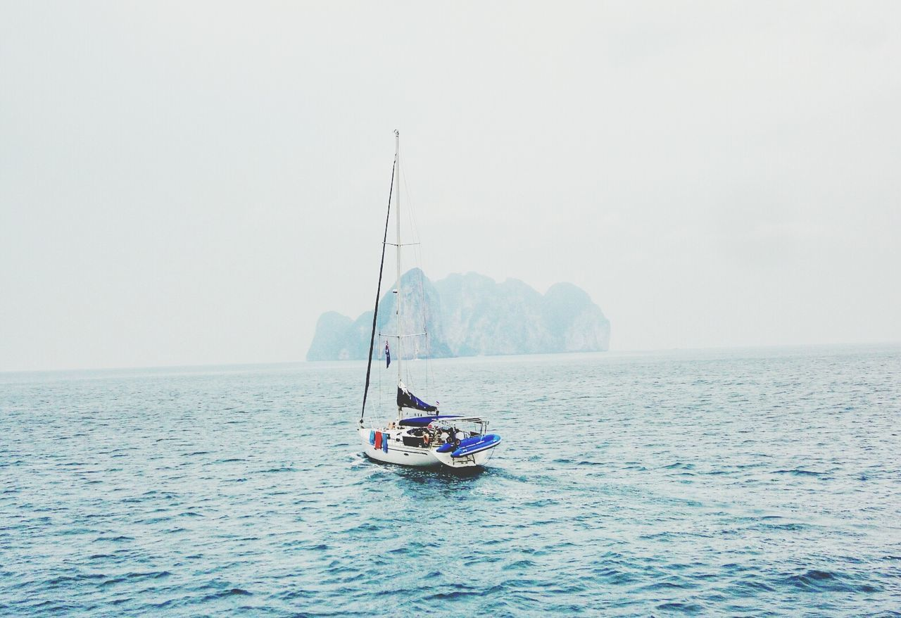 Beautiful stock photos of sailing, Beauty In Nature, Boat, Copy Space, Day