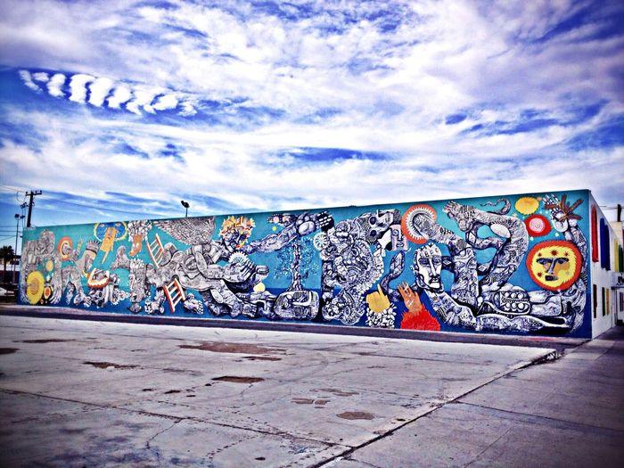 Street Art/Graffiti Colors Lasvegas Fremont
