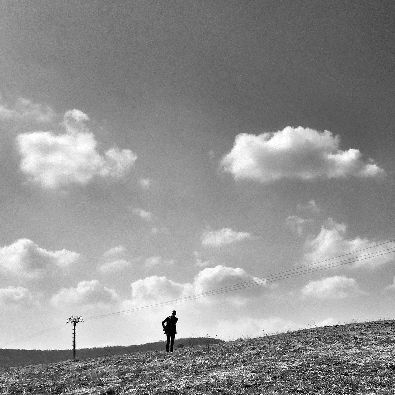 Landscape Monochrome Blackandwhite