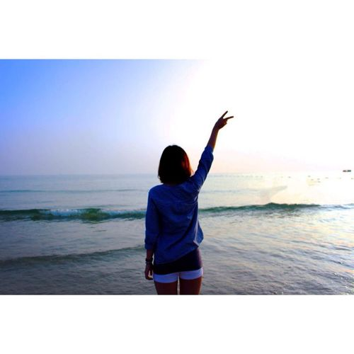 Hey World Apec Sea