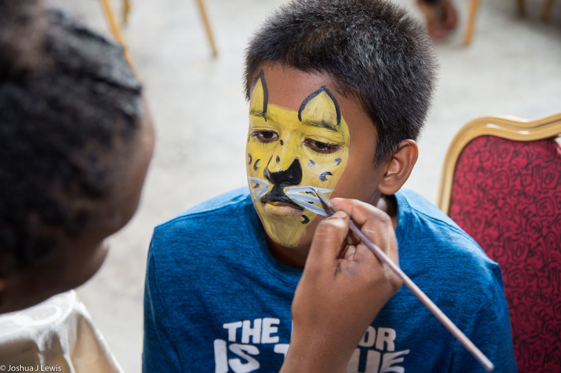 Children Photography Trinidad And Tobago Facepainting Childrenparty Kids People