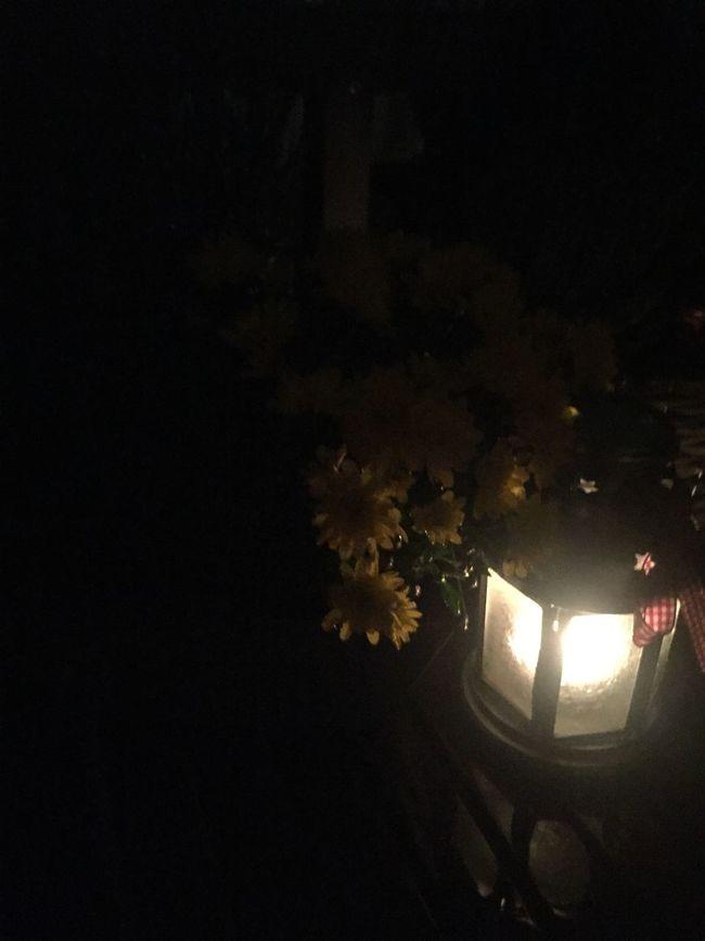 Candle In The Night Rainy Day Rainy Raindrops Dark Flower Nature No People Burning Candle Candle Candlelight Berlin Evening Rainy Weather Rainy Weather ☔️ Lantern Balkony