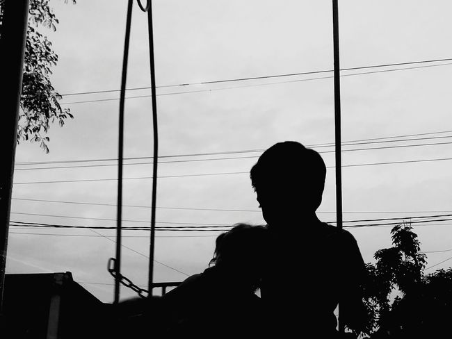 Love Playing Children Photography Bw_lover Tranquility Green Personal Perspective Majestic Color Photography Tree Dramatic Sky Sunlight Inspired Beauty In Nature Illuminated Nature Lights Fragility Blackandwhite Photography Childrensmile Laughing Cousins ❤