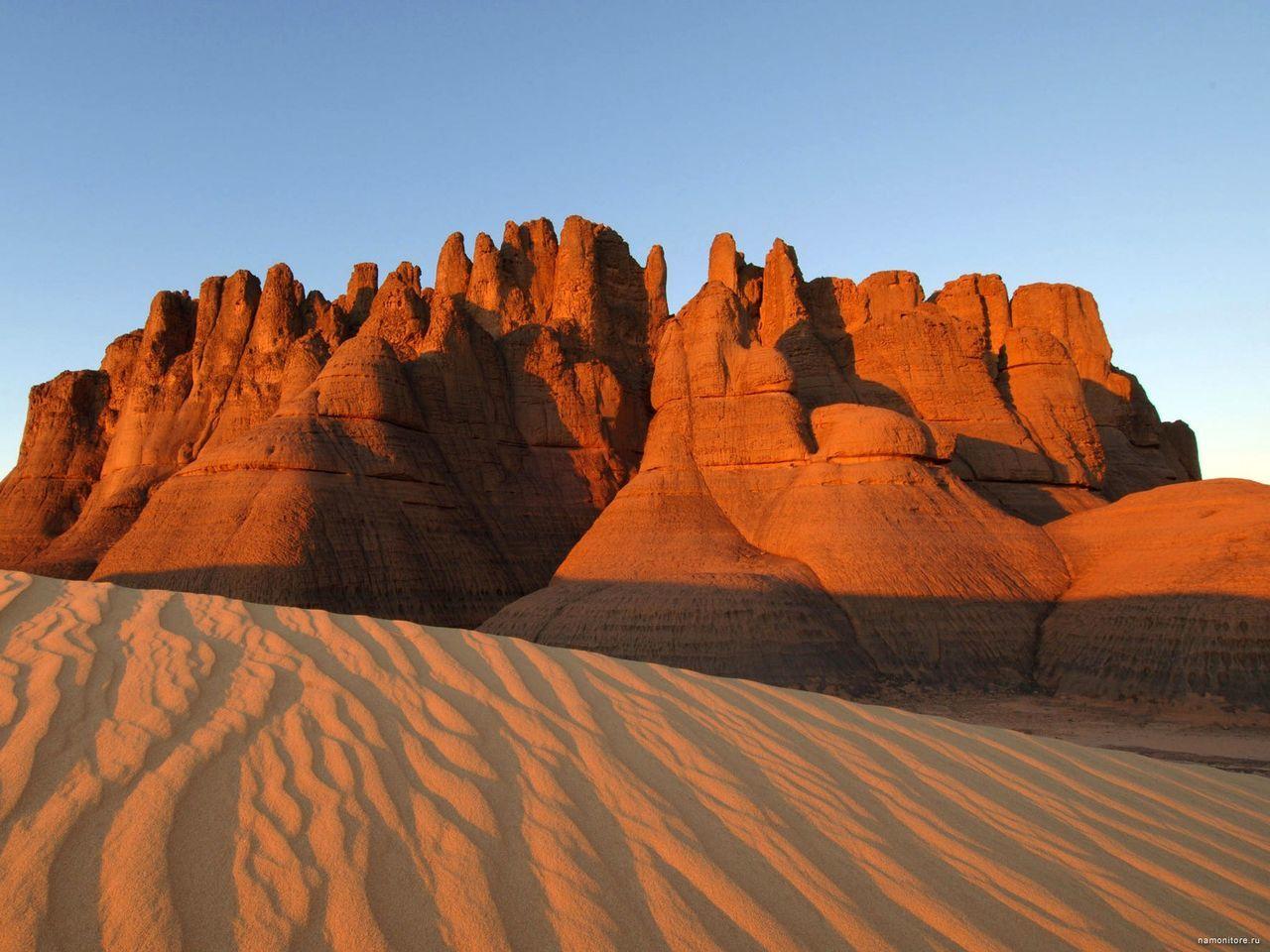 EyeEm Gallery EyeEm Nature Lover Nature Algeria Sahara Sunrise