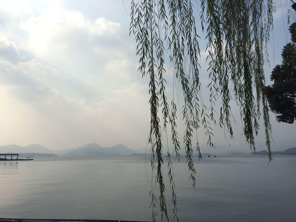 这里其实西湖一个很美的中国城市 First Eyeem Photo