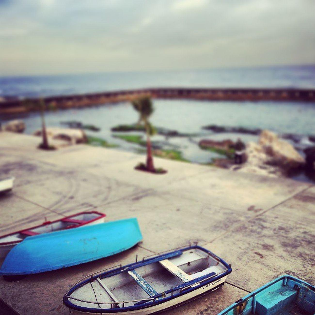 Beirut Ein_mraysseh Port Sea lebanon boat