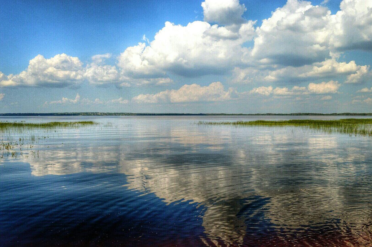 Relaxing Florida Life Lake View Chillin Lake Louisa Florida Sky Collection Love ♥