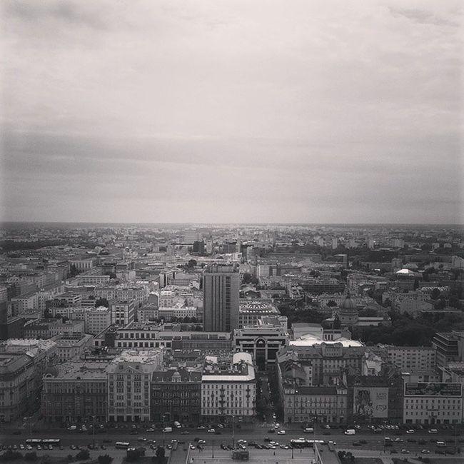 View Blackandwhite Photography Warsaw Warszawa  Art Widok Palackultury Wycieczka Misie