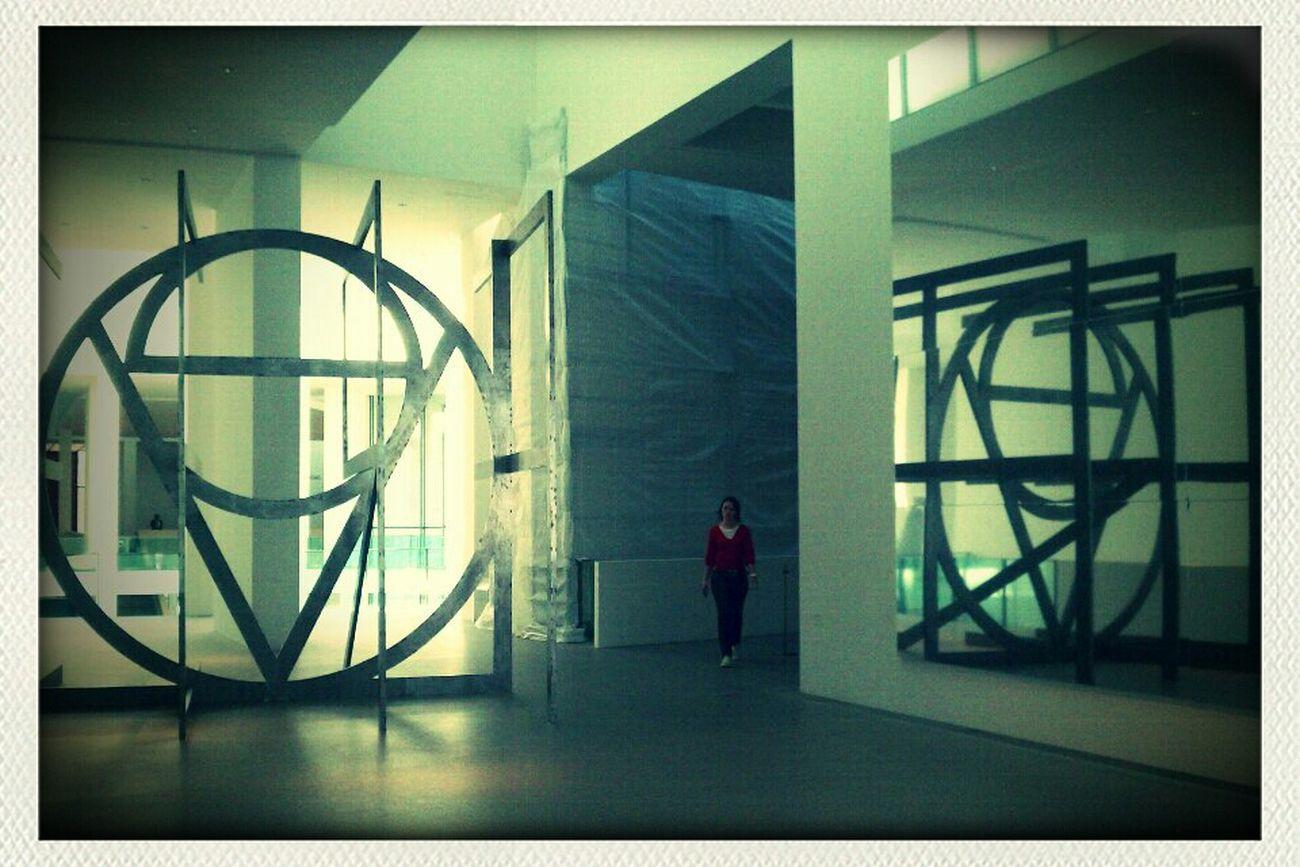 Architecture Love At Pinakothek Der Moderne Dirk Bell