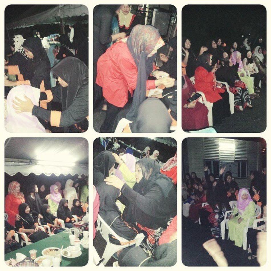 Thanks Persatuan Bakat from Kem 8RAMD Lipis untuk majlis malam nie ツ Happening gila ! Alhamdulillah atas rezeki hari ini. BBQ PKAYIA