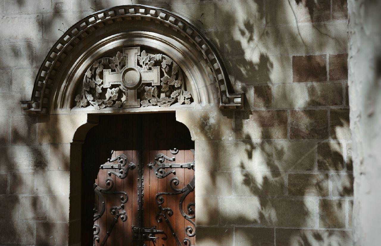 Hope Faith Shadow Vintage Arhitecture Tourism Geneva Genf Geneve Switzerland Believe Belief