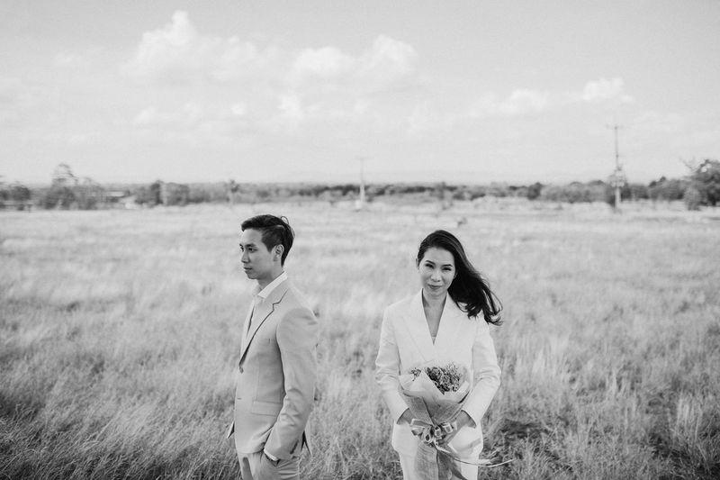 Trow back ❤️ my wedding 28.11.2015 Trowback Blackandwhite Wedding Wedding Photography My Favorite Photo Nuengveetogether GoodTimes Moments Memories