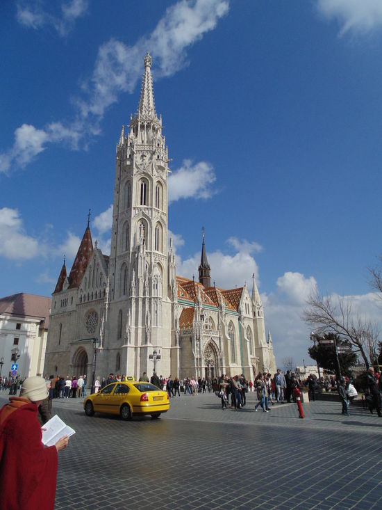 Architecture Budapest Cathedral Church Dome Famous Place Hungary Matyas Church Place Of Worship Religion Tourist Travel Destinations Your Ticket To Europe