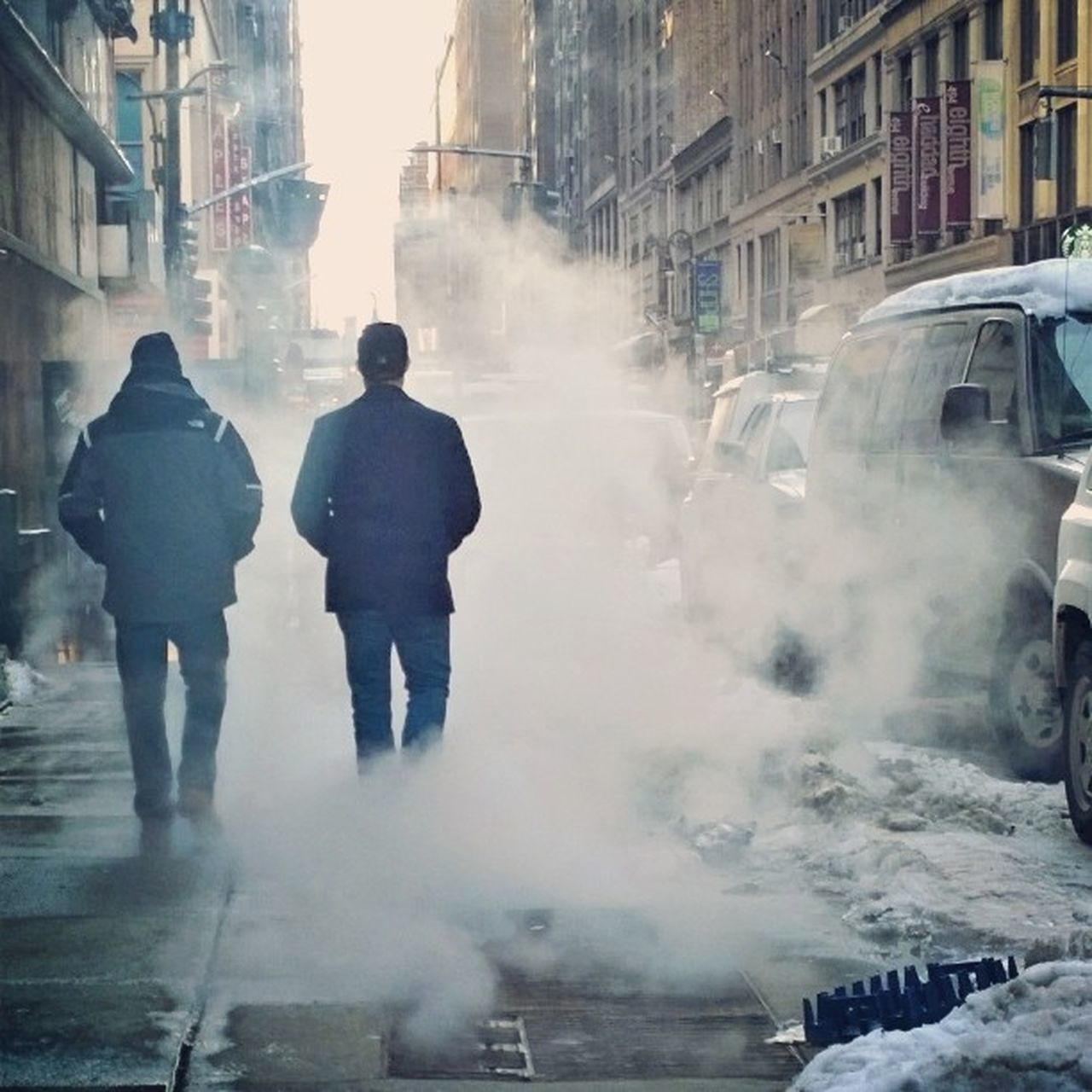 Men. Vents. Steam. Scenes that make me Nostalgic  . I fall in love with NY more by the day man... ThankYouHollywood Lumia1020photography iHeartNY
