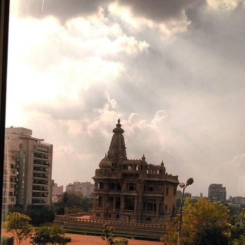 Baron_palace Cairo Egypt Cloudysky